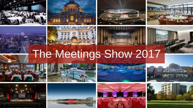 The Meetings Show stand partners