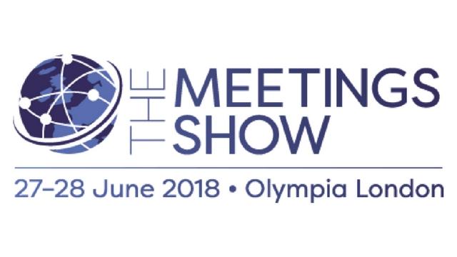 The Meetings Show 2018 Logo