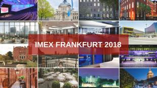 IMEX Frankfurt 2018 Partner Preview