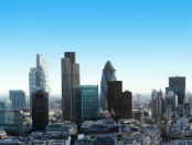 London's finance sector