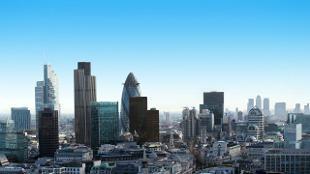 London's finance sector