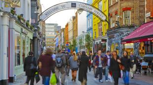 Carnaby Street - Shopping in London