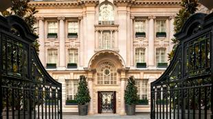 Rosewood London entrance