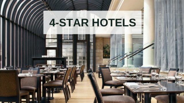 Four Star Hotels Banner