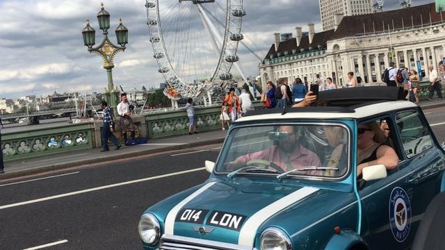 Incentive Trip Ideas - Small Car Big City