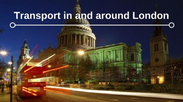 Transport blog header banner