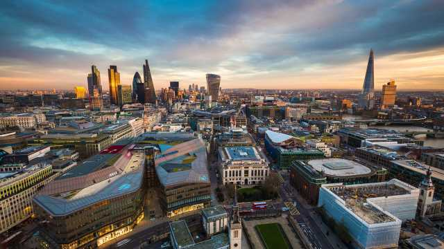 London and UK top European tech investment tables