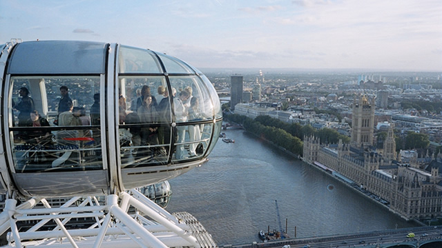 Best escorted trips to london