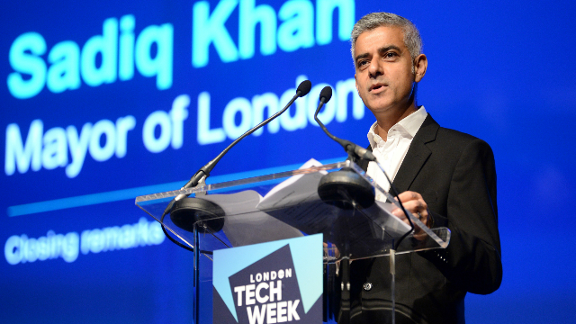 Mayor of London outlines ambition to make the capital the world's