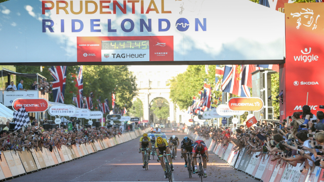 Prudential RideLondon celebrates fifth year as world s biggest ... 42e49aef1