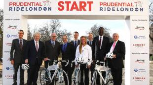 Ride London Launch