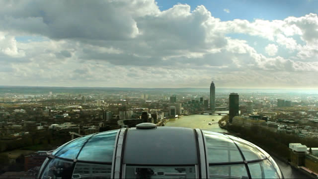 EDF Energy London Eye - UAV footage