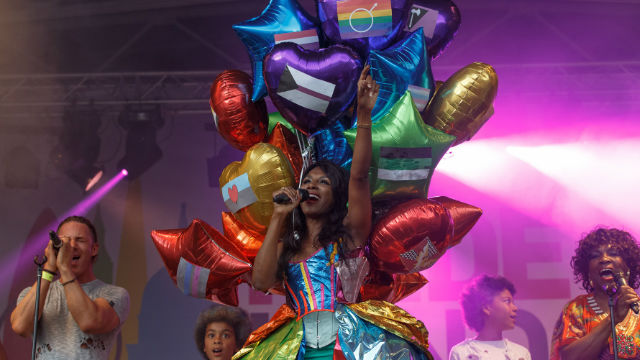 Pride in London Parade Day Information - visitlondon.com