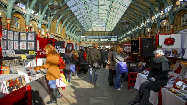 Top Sunday Markets In London Market Visitlondon Com