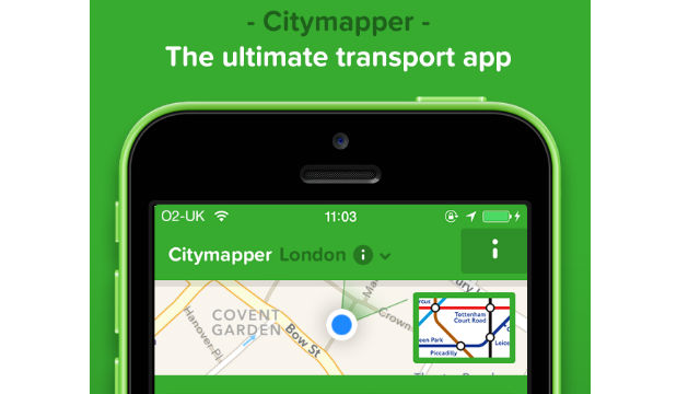 citymapper london app