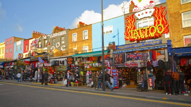 Camden town for The camden