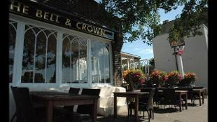 Bell and Crown Pub, Chiswick