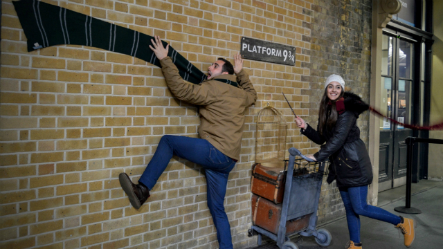 Harry Potter's London - London Attraction - visitlondon com