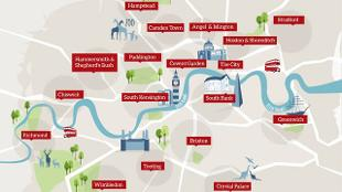 Leicester City Uk Map.Chinatown Area Guide Visitlondon Com