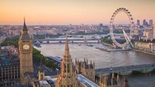 i want to visit london essay