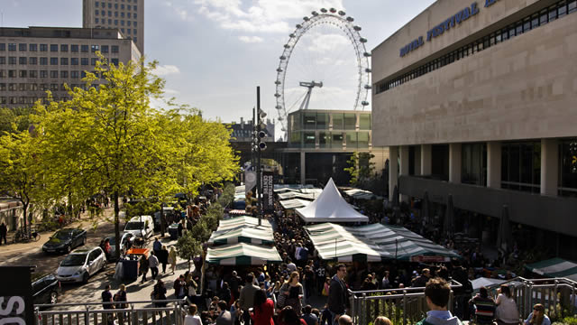 Family Day Out On South Bank And Bankside Visitlondon Com