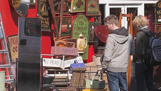 Antiques Markets In London Market Visitlondon Com