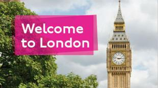 welcome to london leaflet