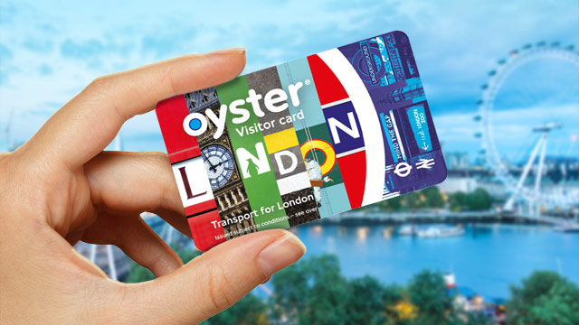 Oyster cards and travelcards in London   Getting Around London