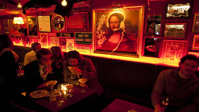 quirky London dating Nights