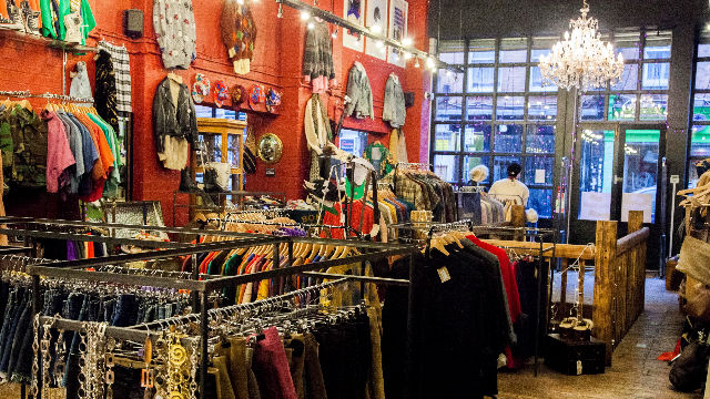 Best Vintage Fashion Shops In London Antiques Vintage