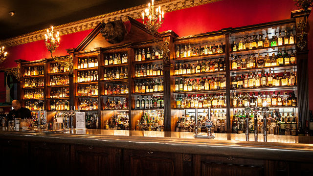 Top 8 whisky bars in London