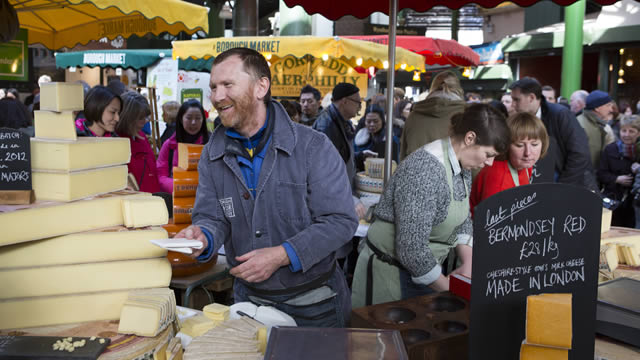 Top 12 London markets