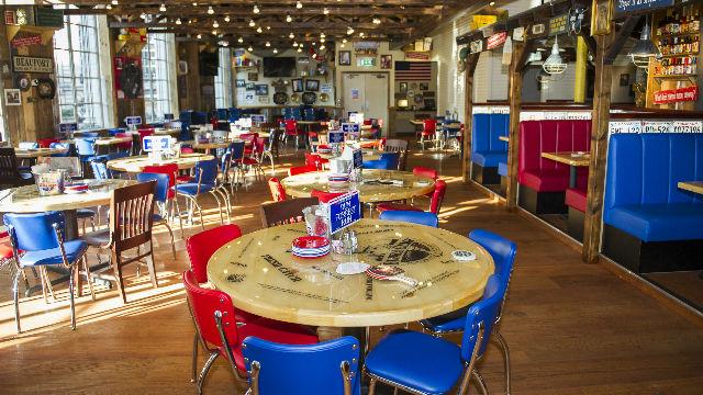 Restaurants Near Ice Bar London