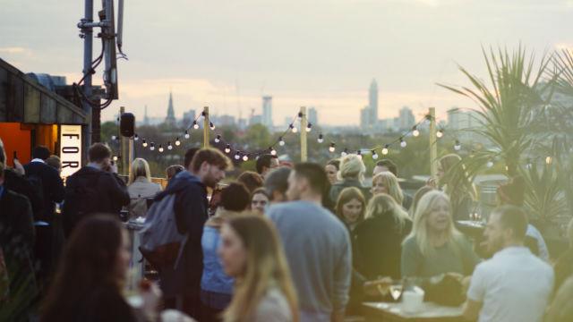 Best Rooftop Bars In London Pub Amp Bar Visitlondon Com