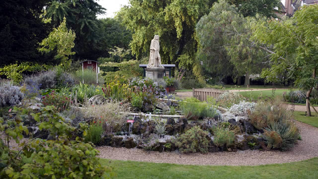 London's gardens