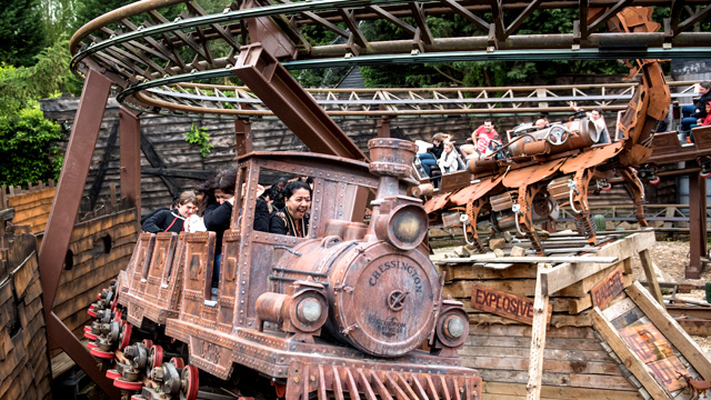 Theme Parks In London Things To Do Visitlondoncom - Map of all us theme parks