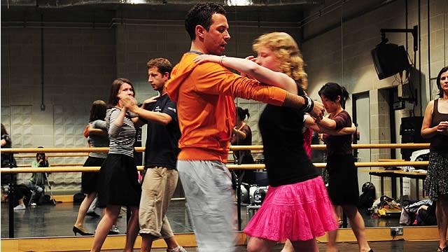 London dance classes - visitlondon com