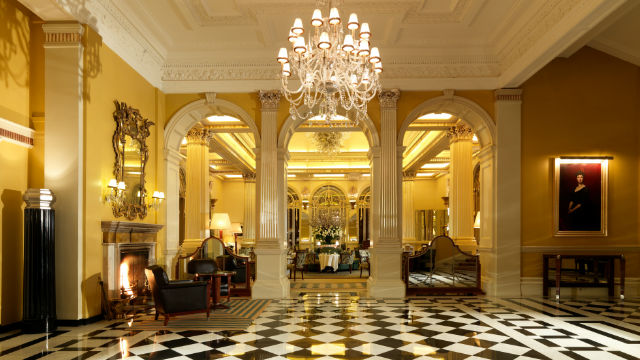 Famous london hotels hotel for Hotel design london