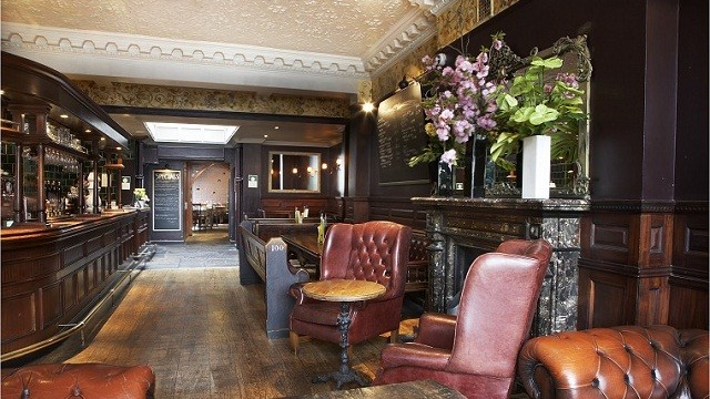 Top 16 cosy pubs in London