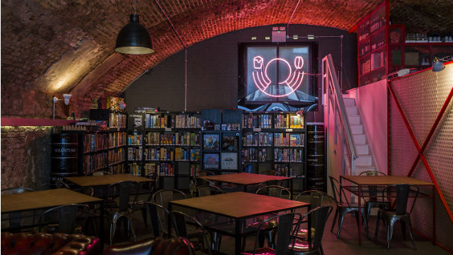 Quirky cafes in london caf for Quirky shopping sites