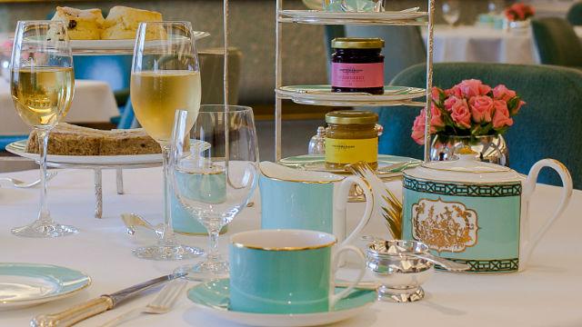 Best London tea rooms