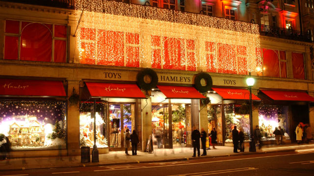 Christmas Toy Store : Top toyshops in london toys visitlondon