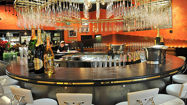 Superbe London Champagne Bars