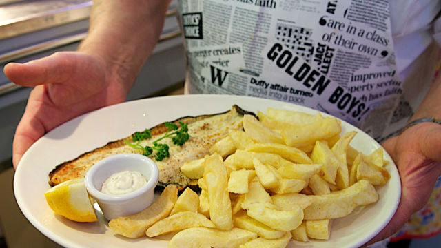 Best fish and chips in London