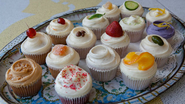 Top 11 cake shops in London