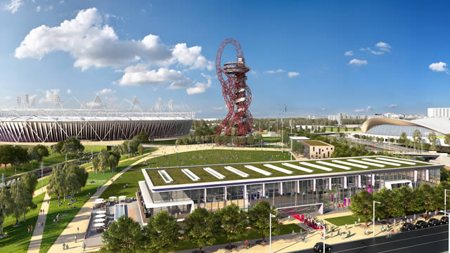 Things To Do In Queen Elizabeth Olympic Park