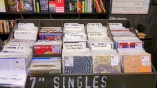 Rough Trade Store. Photo: Pawel Libera