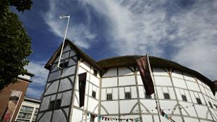 Shakespeare's Globe Theatre. Photo: John Wildgoose