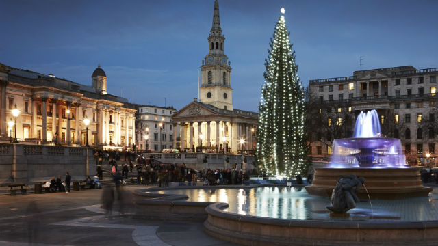 Things to do in London on Christmas Day - Christmas - visitlondon.com