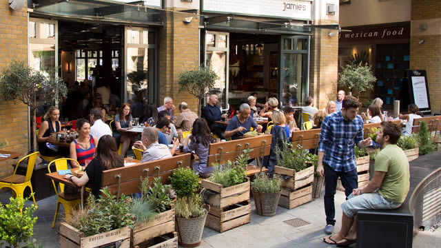 Best alfresco dining in london restaurant visitlondon